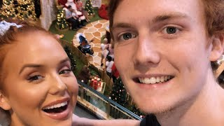 WEEKEND VLOG - Pupdate, Getting Sick, and Christmas Shopping