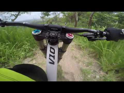 Añasco, P.R. DH & All Mountain MTB Trail Raw