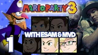 "Mario Party 3: ""Despacito"" - EPISODE 1 - Friends Without Benefits"
