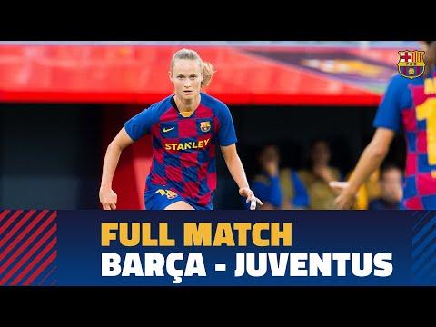 [FULL MATCH] UWCL: FC Barcelona - Juventus (2-1)