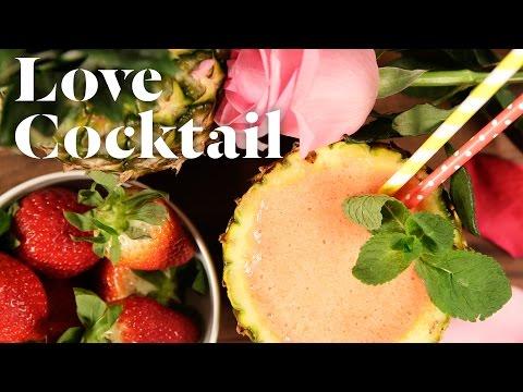 love-cocktail-»-mit-ananas-und-erdeeren-|-stylight