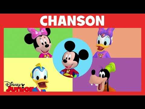 La Maison de Mickey - Chanson : Les super-h茅ros