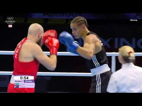 Василий Левит повернул вспять ход финала и выиграл «золото» отбора на Олимпиаду-2020