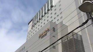 千葉市の京成ホテルミラマーレの外観・トレインビューだと分かる動画