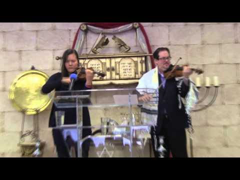 El Shaddai performed by Ashley Abraham and Dr  Maurice Sklar Ft  Lauderdale January 2014
