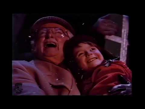 Coca Cola Christmas Tree Commercial 1988 Featuring  Art Carney And Brian Bonsall