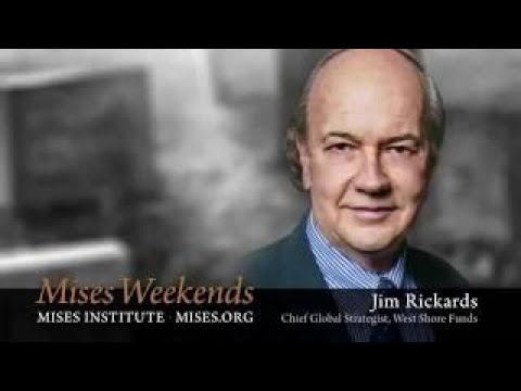 Jim Rickards Will Currency Wars Reorder the World and Economic Collapse Reports Brexit