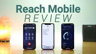 Reach Mobile Review! Phone Service with a Social Impact