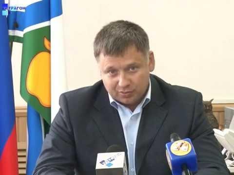 Глава администрации города Россоши Юрий Мишанков  провёл  пресс-конференцию для местных СМИ.