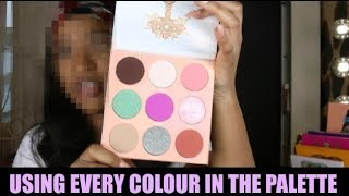 Using Every Colour In The Palette **CHALLENGE**