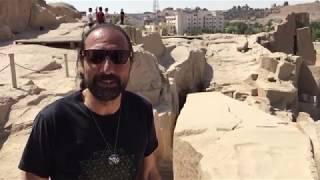 Nassim Haramein at the Unfinished Obelisk, Aswan, Egypt