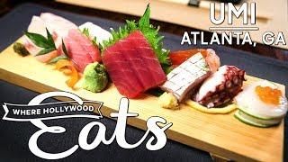 The Best Steak Jennifer Lawrence Ever Had: Atlanta's Umi | Where Hollywood Eats | THR