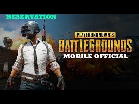 Playerunknowns Battlegrounds Mobile Official For Mobile By Tencent Reservation Open
