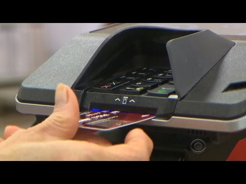 "U.S. credit cards to get ""smart card"" technology"