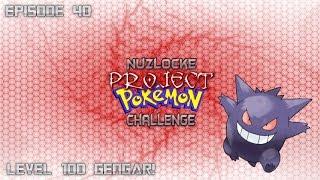 "Roblox Project Pokemon Nuzlocke Challenge - #40 ""Level 100 Gengar!"" - Live Commentary"