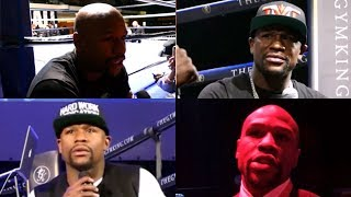 FLOYD MAYWEATHER OFFICIAL CANELO VS. GOLOVKIN PREDICTION; INSISTS CANELO GETS EASY KO WIN