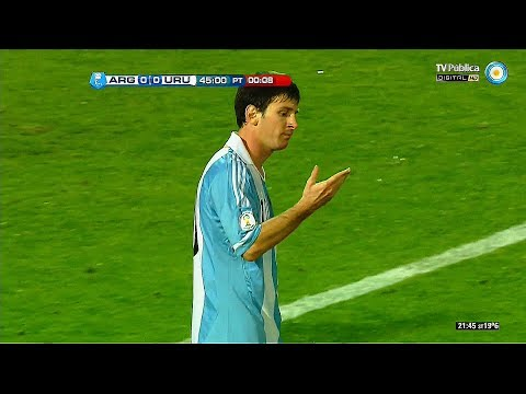 The 12 Big Teams Lionel Messi Destroyed with Argentina NT   HD  