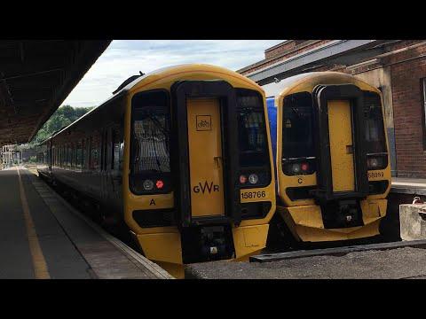 Trains & Tones @ Bristol Temple Meads 08/07/17