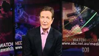 MediaWatch 2010 ep34 - Defusing an explosive story