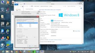How to increase the virtual memory on windows 7, 8, 8.1 & 10