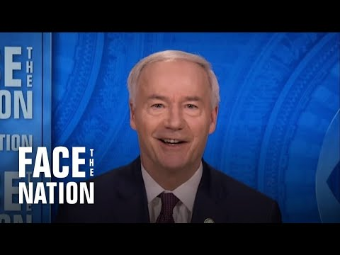 Arkansas governor expects vaccine acceptance to increase as rollout continues