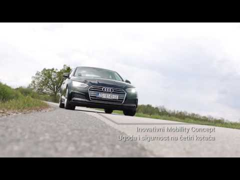 Audi A5 - Mobility Concept Unicredit Leasing Croatia