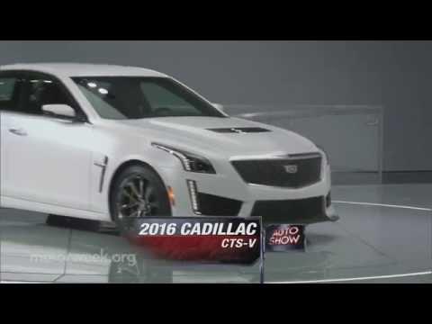 MotorWeek   North American International Auto Show Part 1