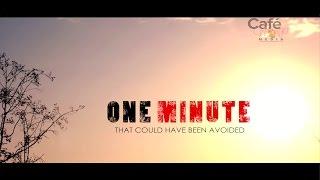 ONE MINUTE short film