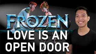 Love Is An Open Door (Male Part Only - Karaoke) - Frozen