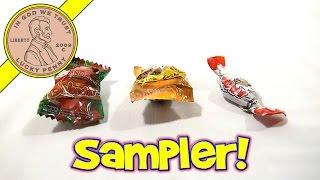 Mexican Hard Candies Tomy, Locochas Sabor Tamarindo, Bolonchas Watermelon