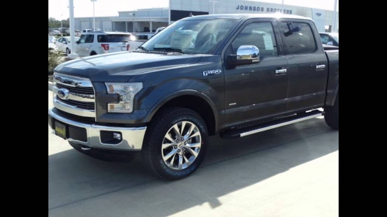 2016 ford f 150 blue jeans