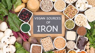 5 Vegan Sources Of Iron To Boost Immunity | Healthy Living Tips