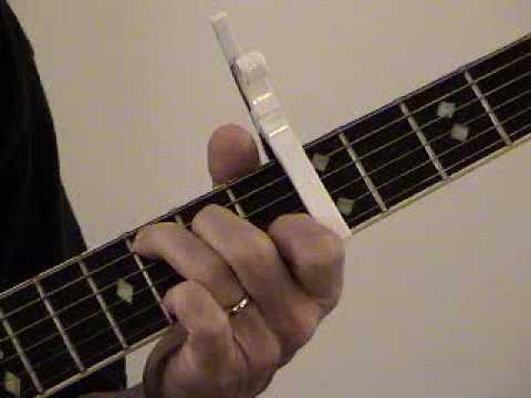 Chords for Earth Angel.MPG