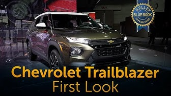 2020 Chevrolet Trailblazer  - First Look