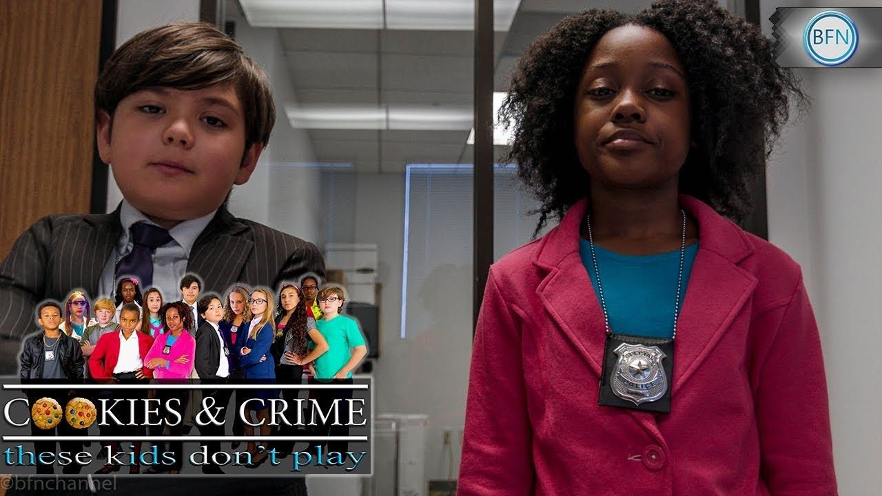 Cookies & Crime 101: 35 Sec TV Spot