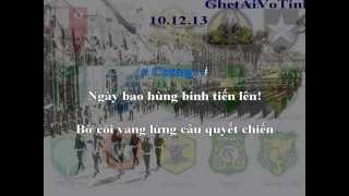 Karaoke: Xuất Quân - Phạm Duy (Hợp Ca)