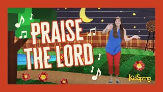 Praise The Lord | Preschool Worship Song