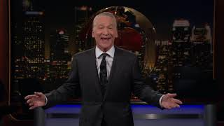 Monologue: Surreal Time   Real Time with Bill Maher (HBO)