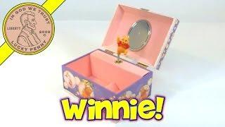 Disney Winnie The Pooh Music & Jewelry Keepsake Box