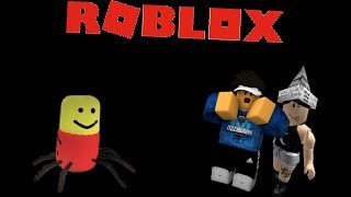 Being despacito spider pill in robloxian highschool Roblox