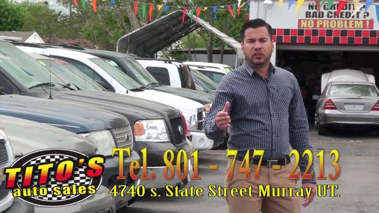Tito'S Auto Sales >> Titos Auto Sale Comercial Tv Youtube
