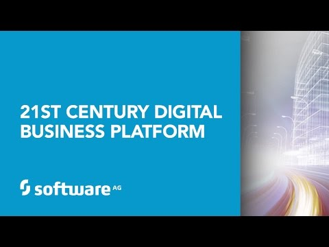 21st Century Digital Business Platform