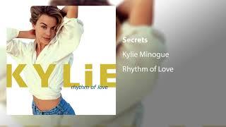 Kylie Minogue - Secrets (Official Audio)