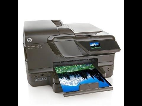 HP Officejet Pro 8600 Wireless AllinOne Printer