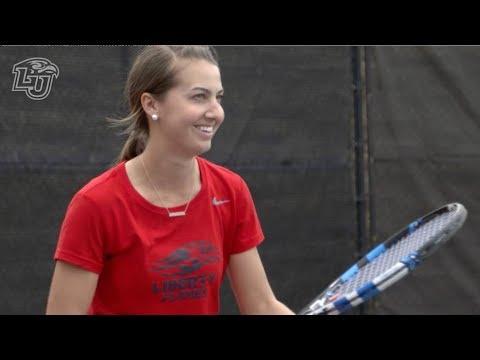 Evangeline Crist: Liberty Women's Tennis