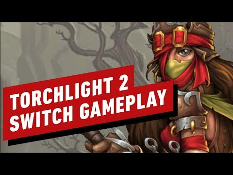 21 Minutes of Torchlight 2 Nintendo Switch Gameplay