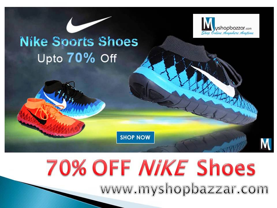 Online Shopping For Nike Sports Shoes