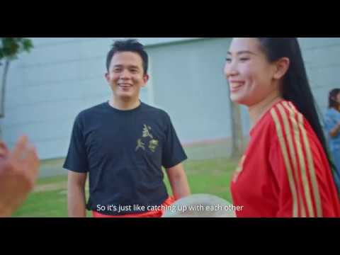 Cabin Crew Martial Arts Club (MAC) Lion Dance Performance 2020