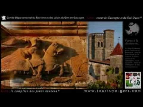 Bienvenue dans le Gers, coeur de Gascogne et du Sud-Ouest®