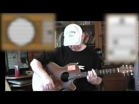 Everyday - Slade - Acoustic Guitar Lesson (easy)